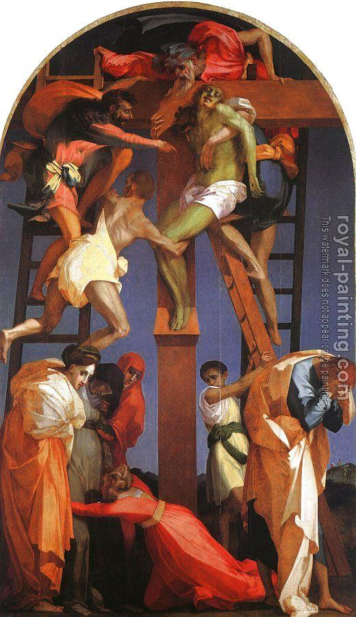 Rosso Fiorentino : Descent from the Cross