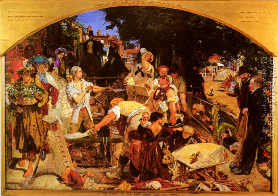 Ford Madox Brown : Work