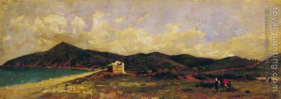 Mariano Fortuny : A Summer Day, Morocco