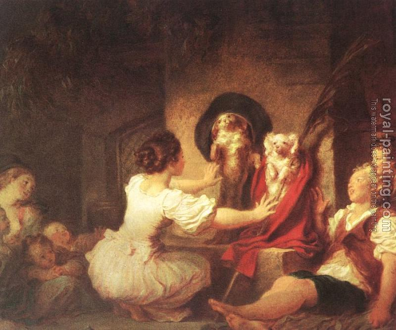 Jean-Honore Fragonard : Education is Everything