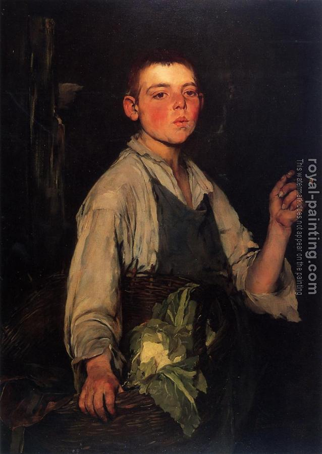 Frank Duveneck : The Cobbler's Apprentice
