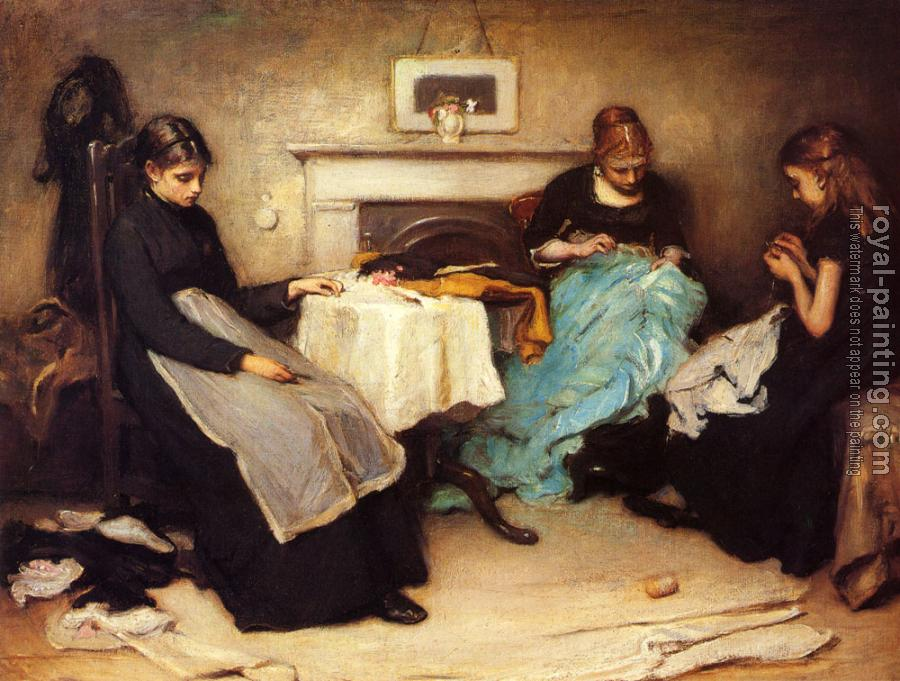 Frank Holl : The Song Of The Shirt