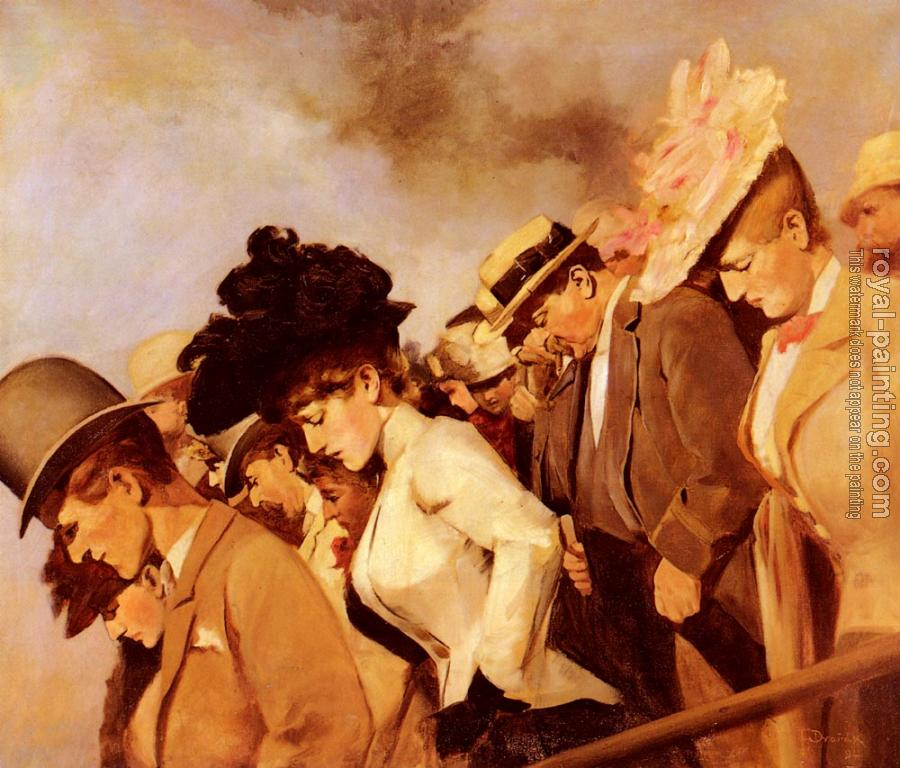 Franz Dvorak : At The Races