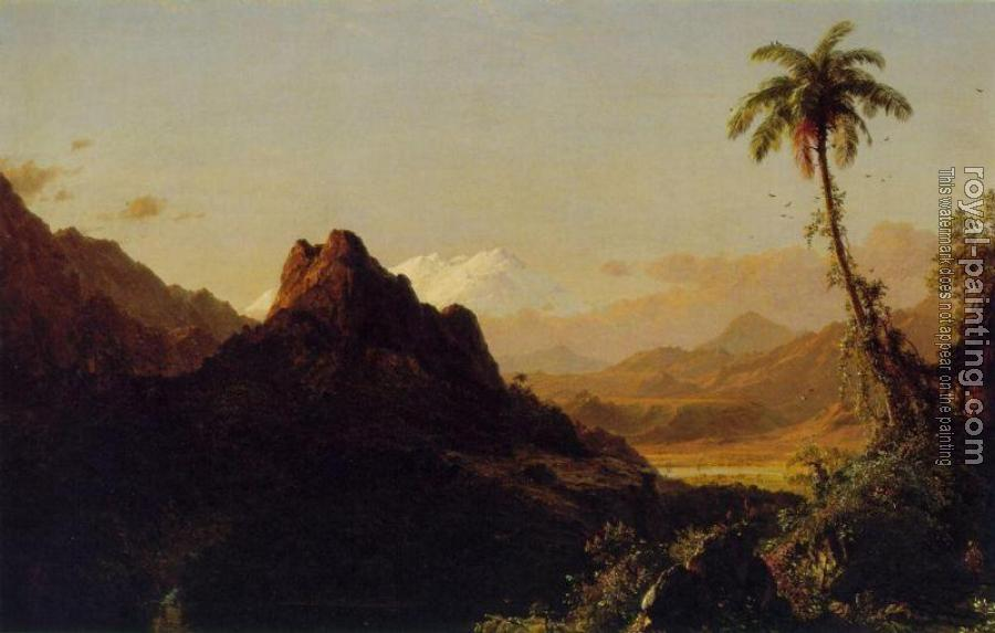 Frederic Edwin Church : In the Tropics