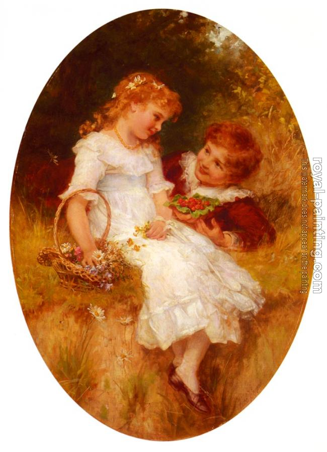 Frederick Morgan : Childhood Sweethearts