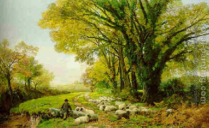 Frederick William Hulme : Surrey pastures