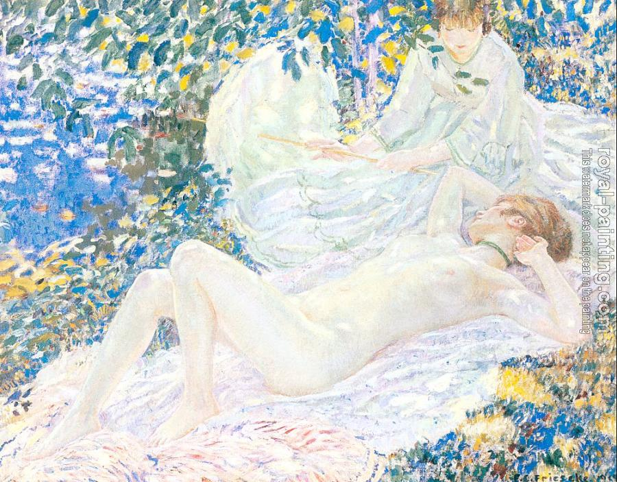 Frederick Carl Frieseke : Summer