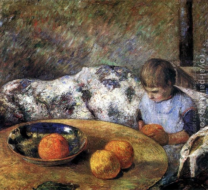 Paul Gauguin : Indoor Arab League Li ni
