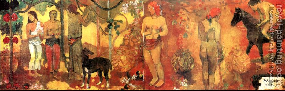 Paul Gauguin : Faa Iheihe