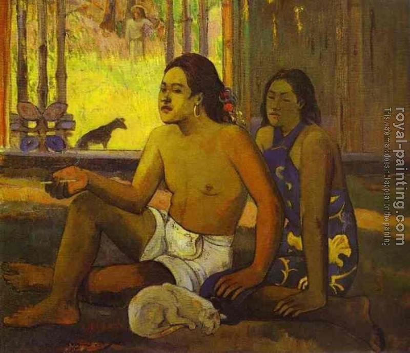 Paul Gauguin : Not Working