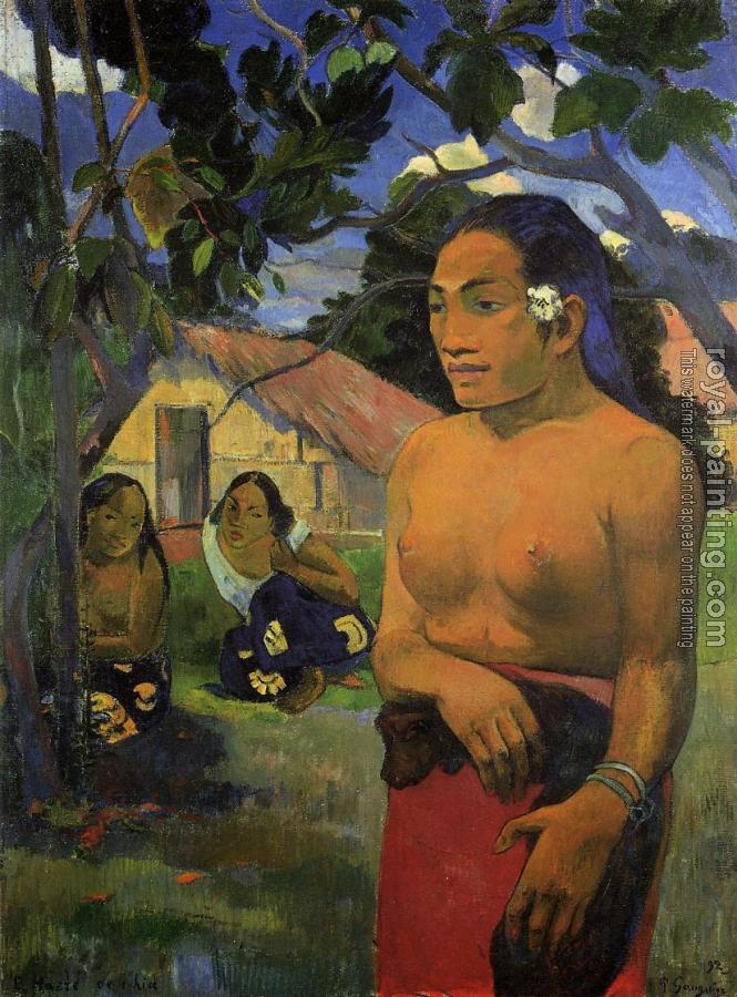 Paul Gauguin : Where Are You Going