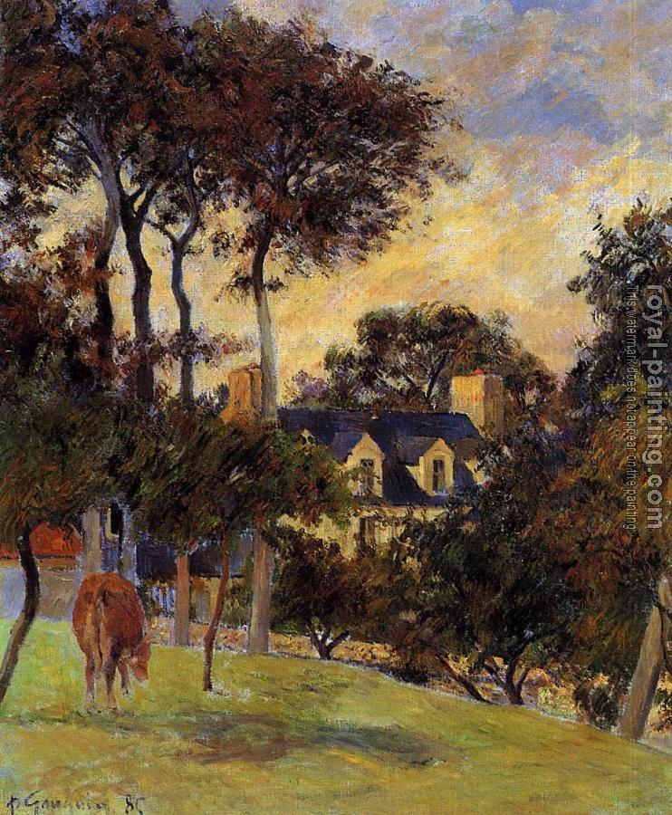 Paul Gauguin : White House