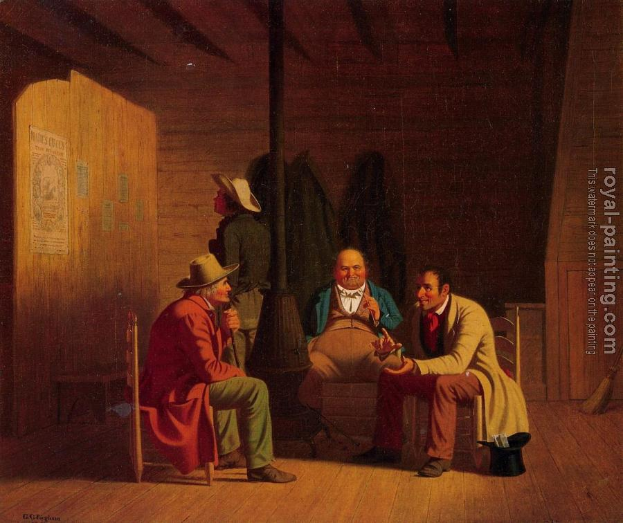 George Caleb Bingham : Country Politician