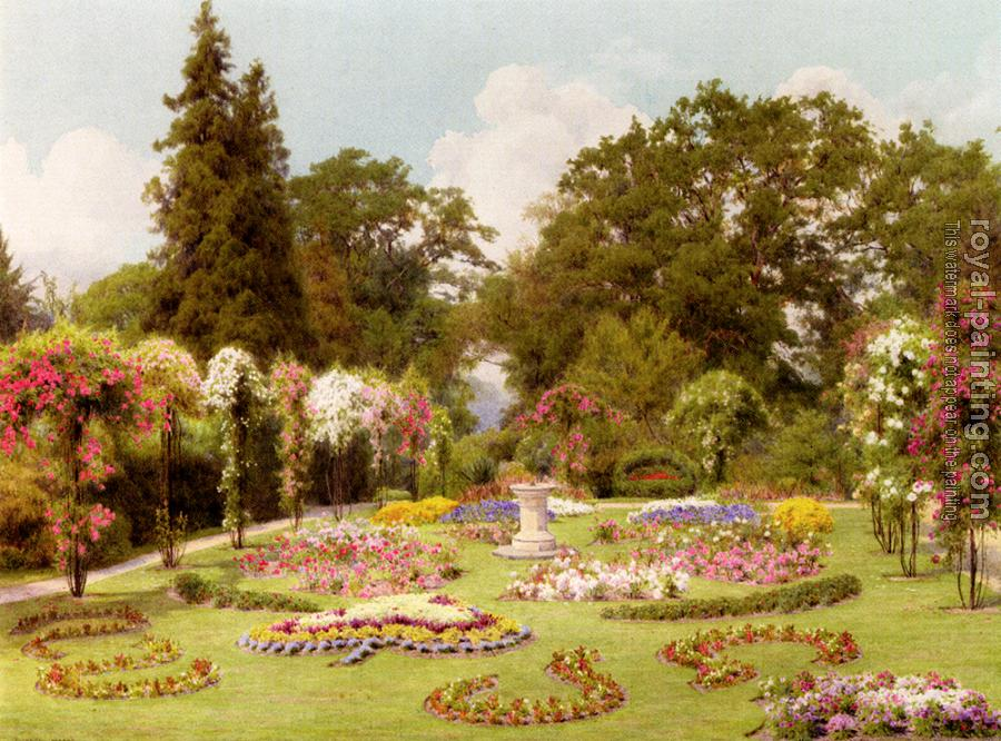 George Marks : The Rose Garden