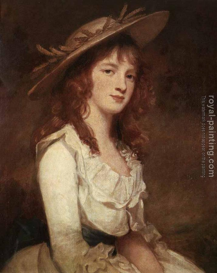 George Romney : Miss Constable