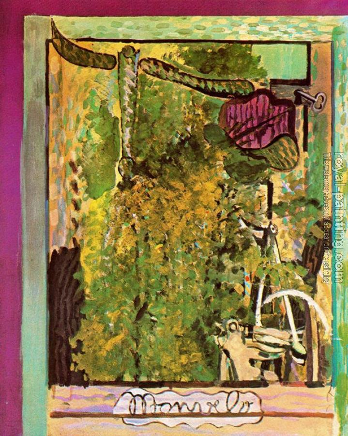 Georges Braque : My Bicycle