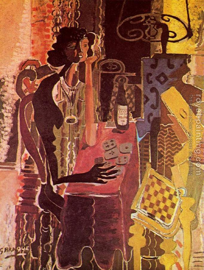 Georges Braque : The Patience
