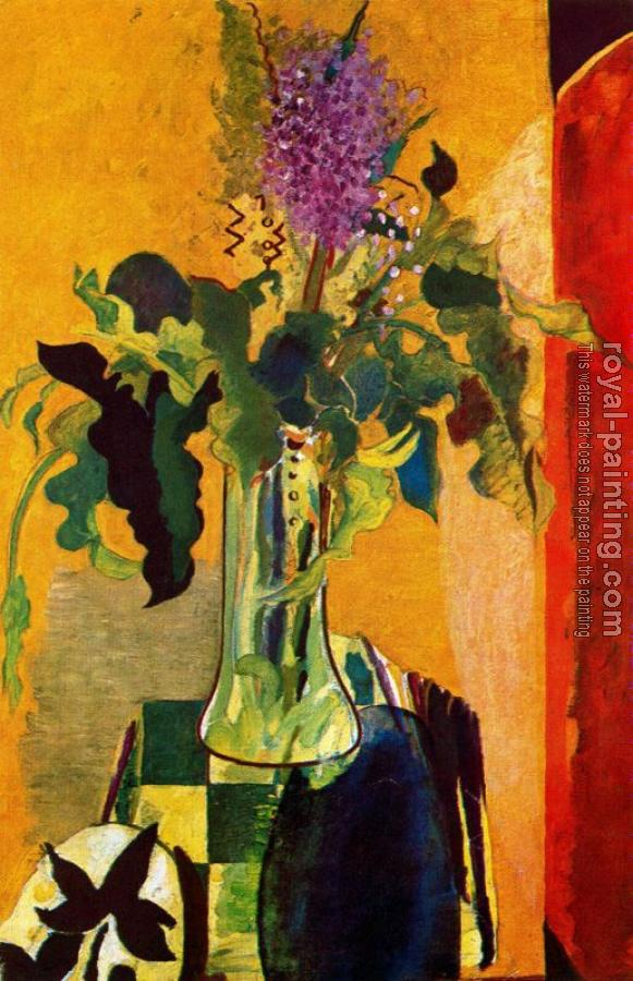 Georges Braque : The Glass of Lilac