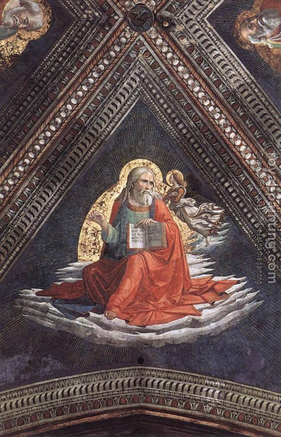 Domenico Ghirlandaio : St Matthew the Evangelist