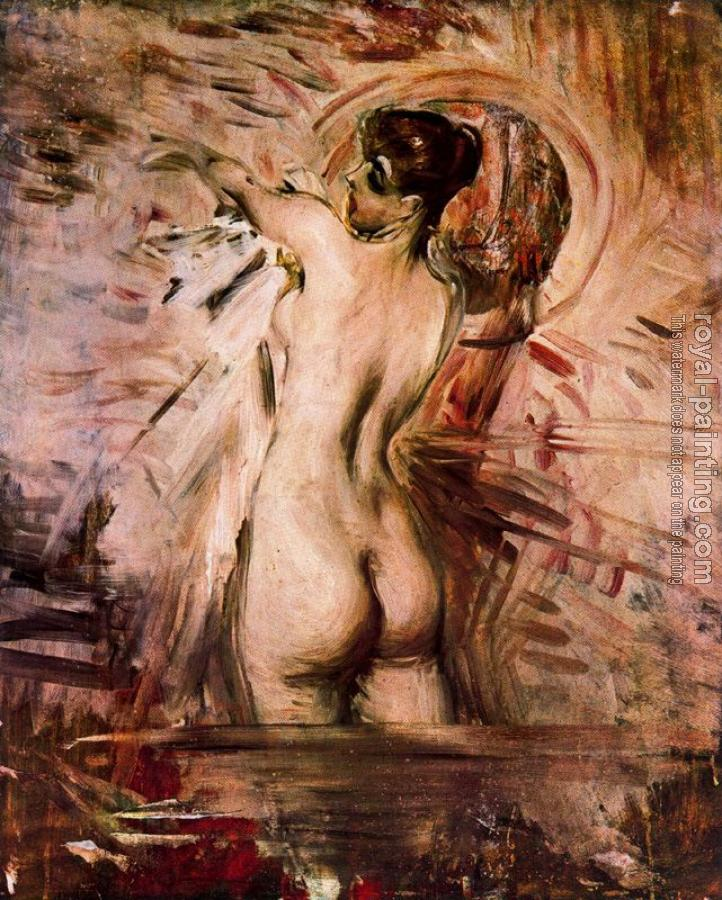 Giovanni Boldini : In the Bath
