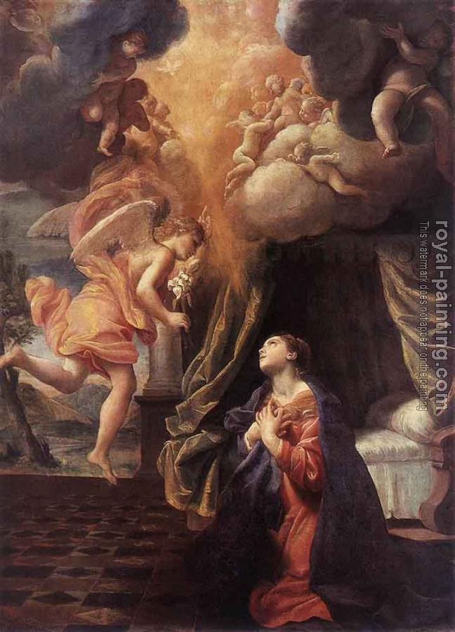 Giovanni Lanfranco : The Annunciation