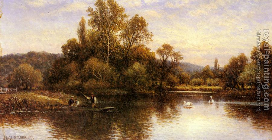 Alfred Glendening : The Ferry