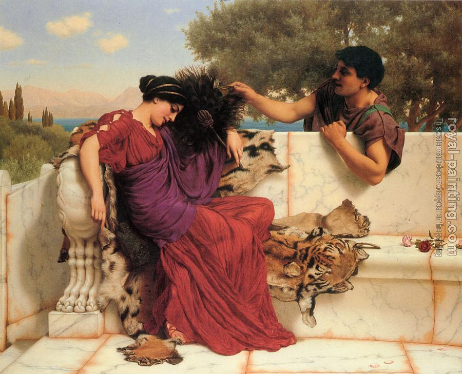 John William Godward : The Old, Old Story II