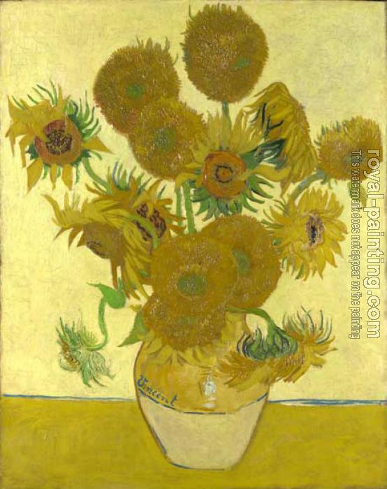 Vincent Van Gogh : Sunflowers