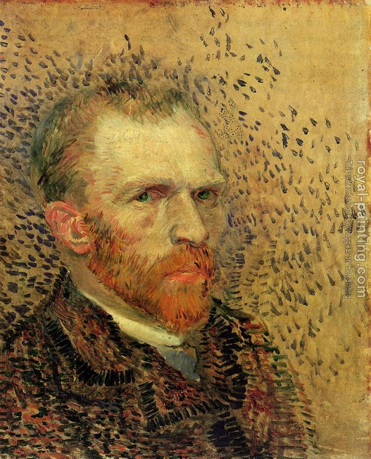 Vincent Van Gogh : Self Portrait, II