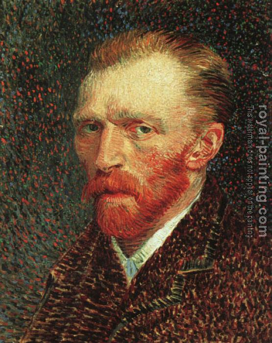 Vincent Van Gogh : Self-Portrait