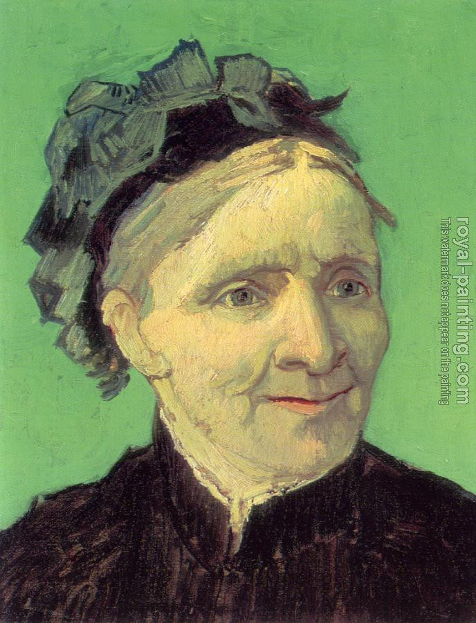 Vincent Van Gogh : Portrait of Van Goghs Mother