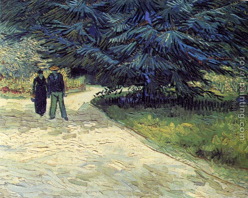 Vincent Van Gogh : The Poet's Garden