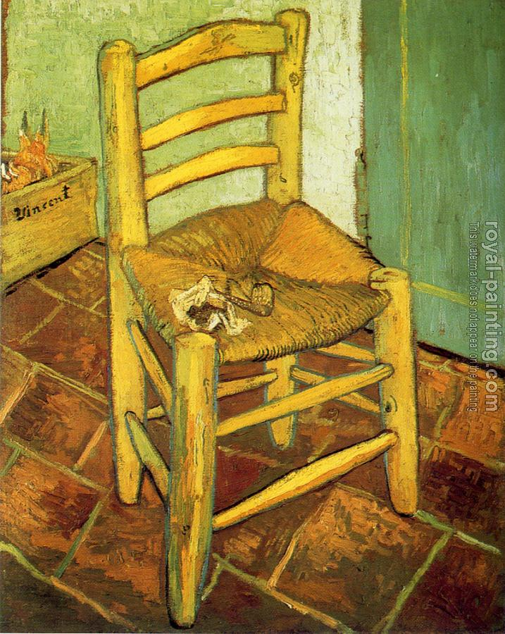 Vincent Van Gogh : Vincents Chair