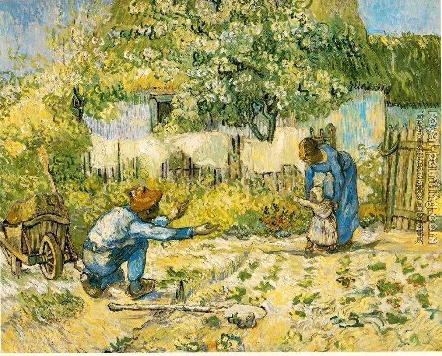 Vincent Van Gogh : First Steps