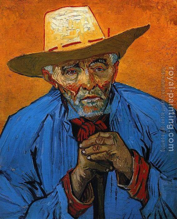 Vincent Van Gogh : Portrait of Patience Escalier