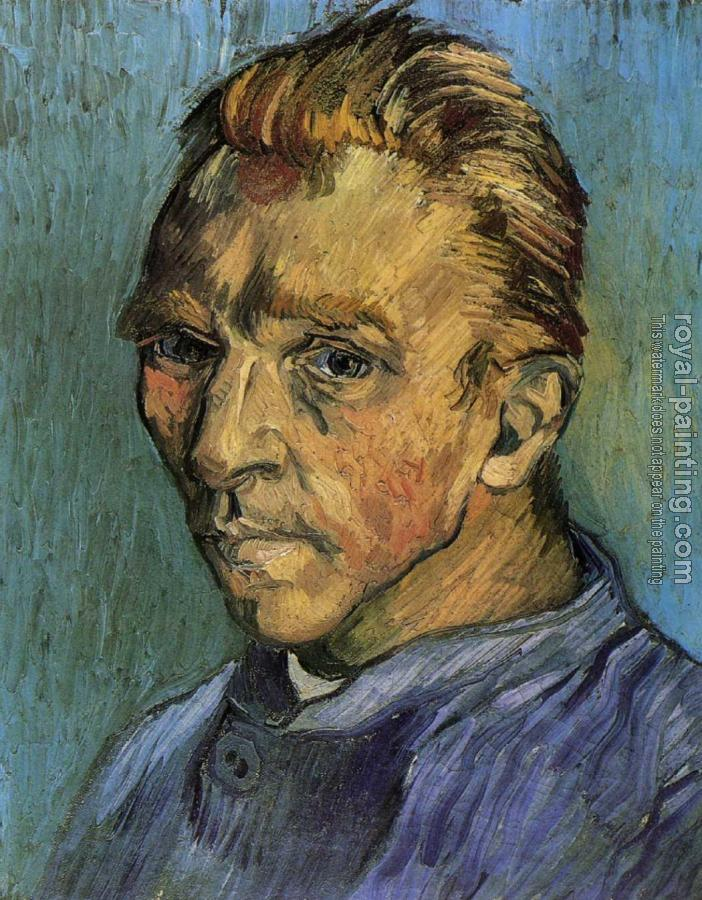 Vincent Van Gogh : Self Portrait, VII