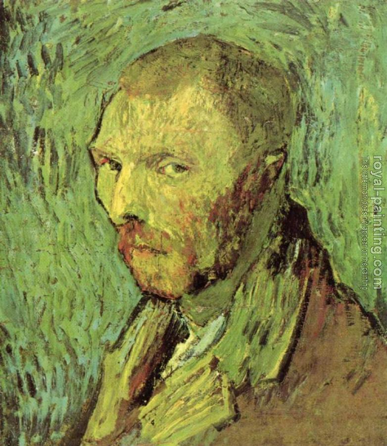 Vincent Van Gogh : Self Portrait, IX