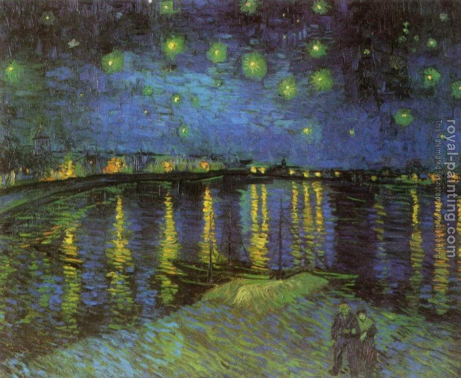 Starry Night over the Rhone II