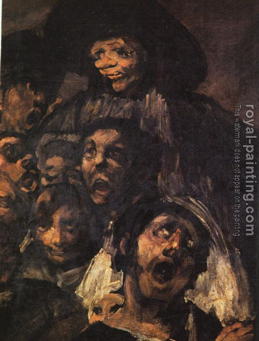 Francisco De Goya : The black paintings