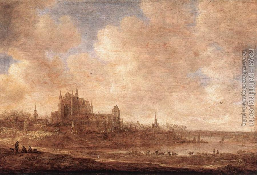 View of Leiden