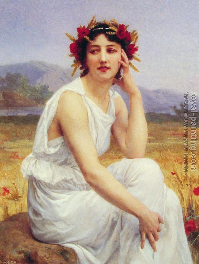 Guillaume Seignac : The Muse