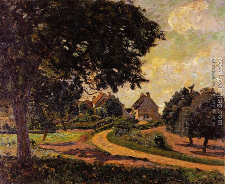 Armand Guillaumin : After the Rain