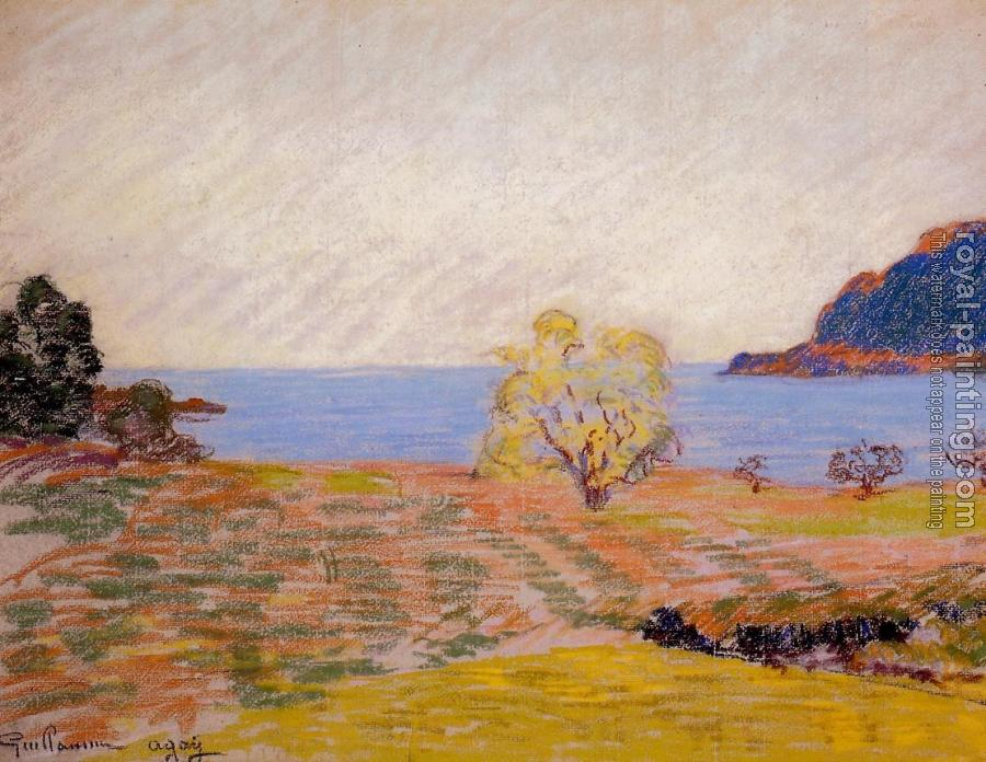 Armand Guillaumin : Agay Landscape
