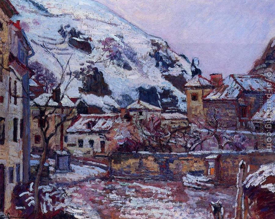 Armand Guillaumin : Saint Julien des Chazes, Allier