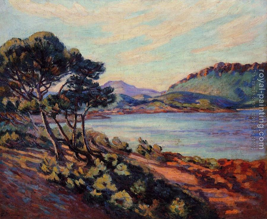 Armand Guillaumin : The Bay at Agay