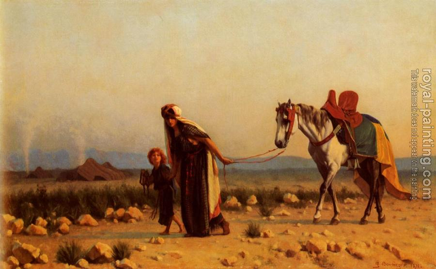 Gustave Clarence Rodolphe Boulanger : The Return