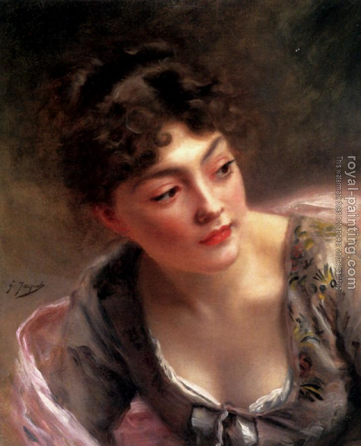 Gustave Jean Jacquet : A Quick Glance