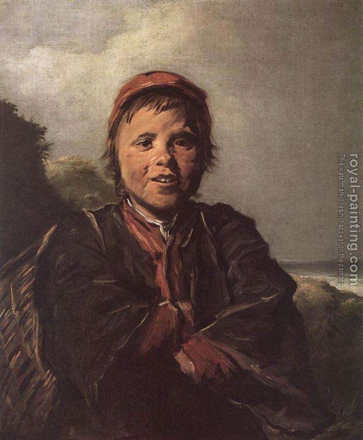 Frans Hals : The Fisher Boy