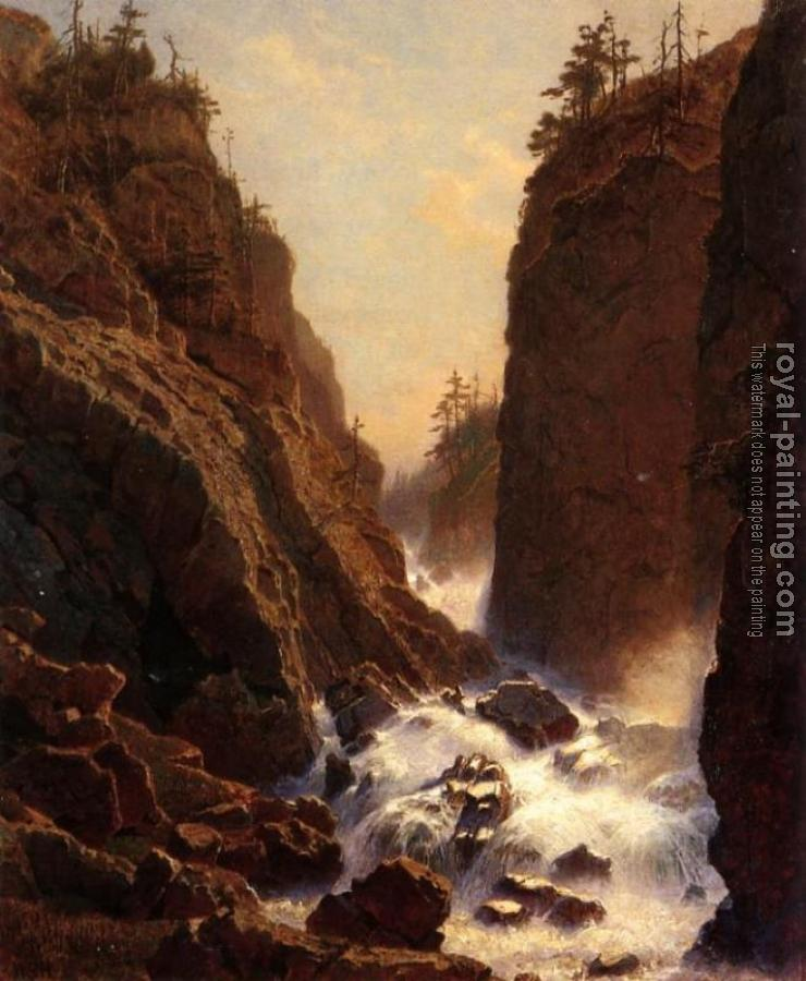 William Stanley Hazeltine : Cascade