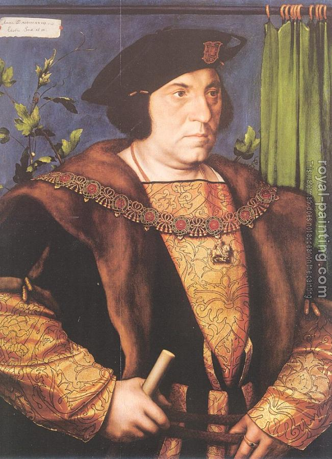 Hans The Younger Holbein : Portrait of Sir Henry Guildford